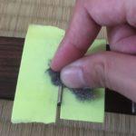汚れたフレットをピカピカにする掃除の仕方